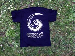 DeepSec 2012 T-Shirt.