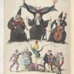 Le cabinet noir ou: les pantins du 19eme siècle; source: https://en.wikipedia.org/wiki/File:Bodleian_Libraries,_Le_cabinet_noir_ou-_les_pantins_du_19eme_si%C3%A8cle.jpg