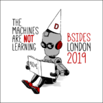 Logo of BSidesLondon 2019, https://www.securitybsides.org.uk/