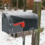 Jorolemon curbside mailbox with red semaphore flag. File source: //commons.wikimedia.org/wiki/File:IceStorm08.jpg