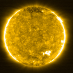 Solar Orbiter's first images reveal 'campfires' on the Sun, source: https://www.esa.int/Science_Exploration/Space_Science/Solar_Orbiter/Solar_Orbiter_s_first_images_reveal_campfires_on_the_Sun