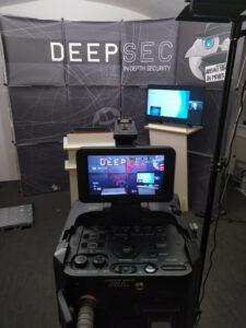 DeepSec 2020 Mission Control Camera.